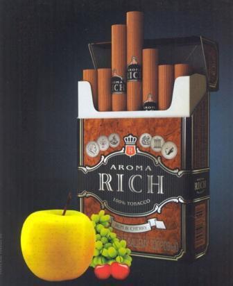 сигареты рич