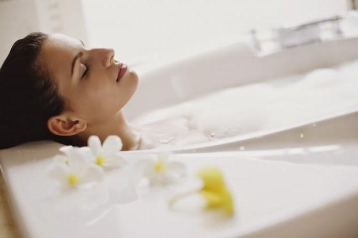 сон мыться в ванне