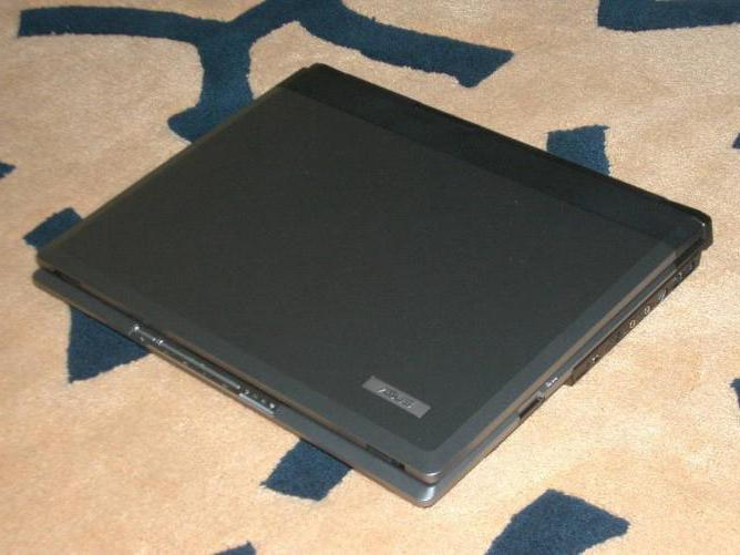 ASUS A6R Wi-Fi