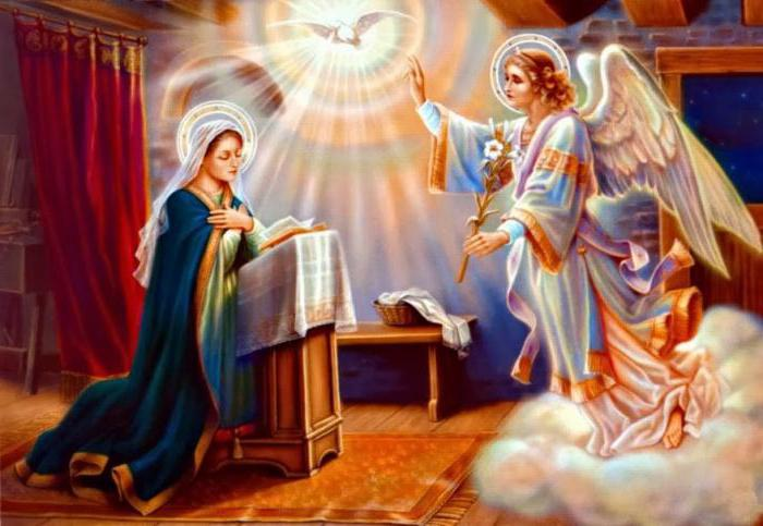 How many angelic orders in the Christian religion