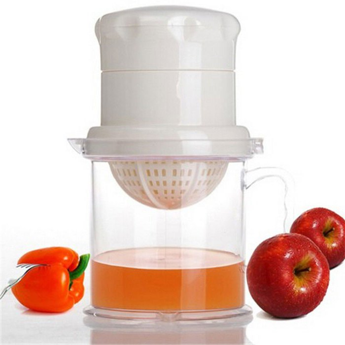 juicer for hard fruits and vegetables