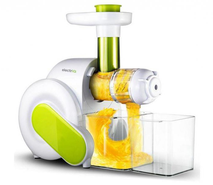 auger juice extractor for hard fruits and vegetables