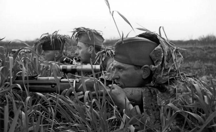 best snipers of the second world war