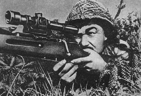 best snipers of the second world war list