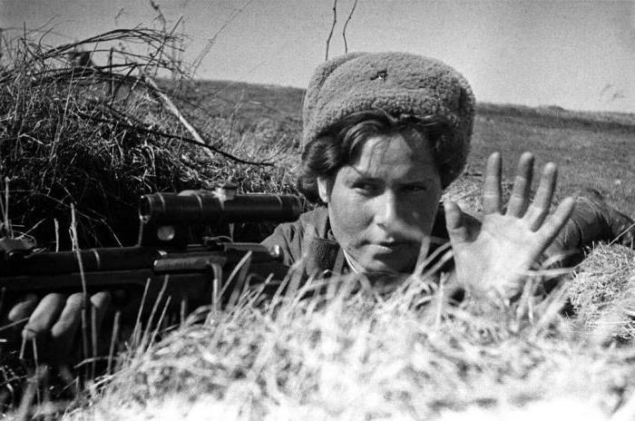 best russian sniper of the second world war