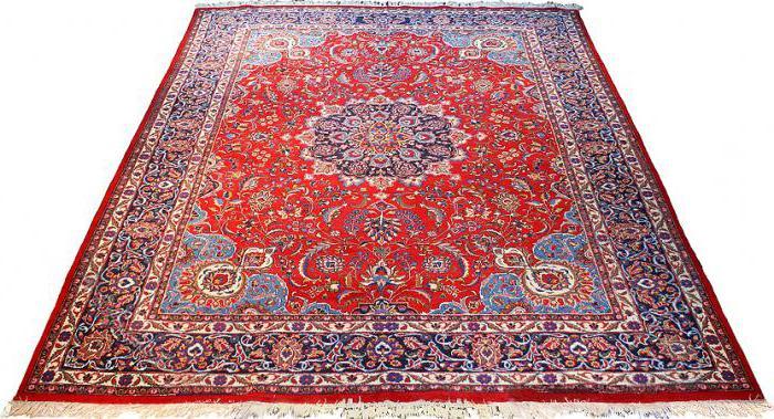 иранские ковры отзывы
