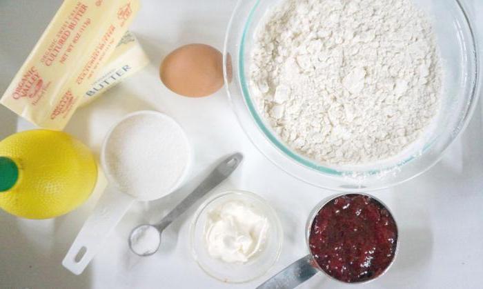 рецепт дрожжевого пирога с вареньем