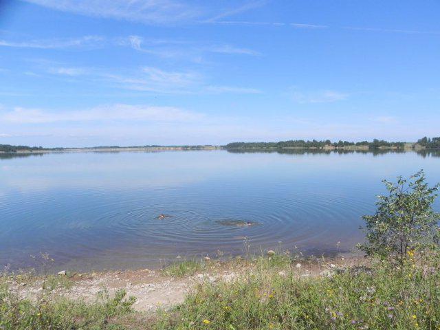 Vazuzskoye reservoir