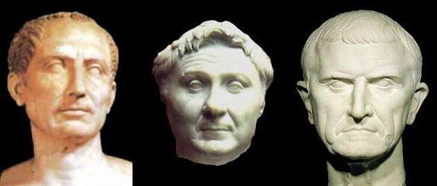 Marc Licinius biography