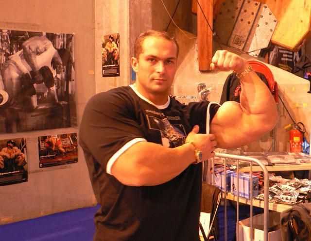 Alexander Fedorov Bodybuilding