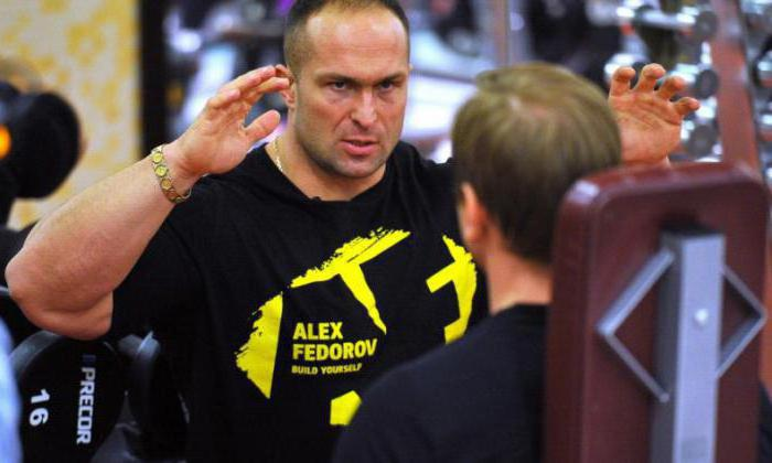 Alexander Fedorov Sports career