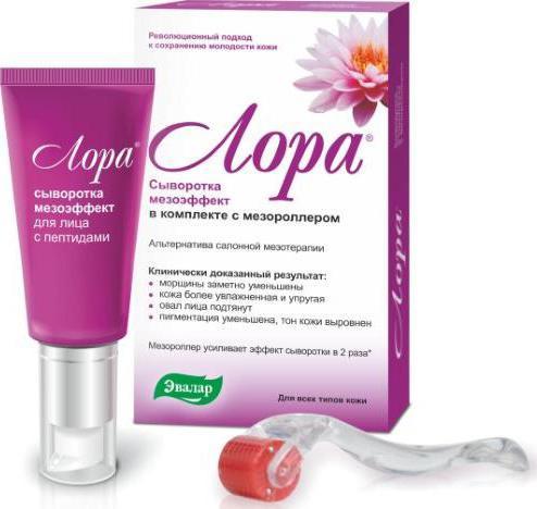 cream serum laura with mesoscooter reviews
