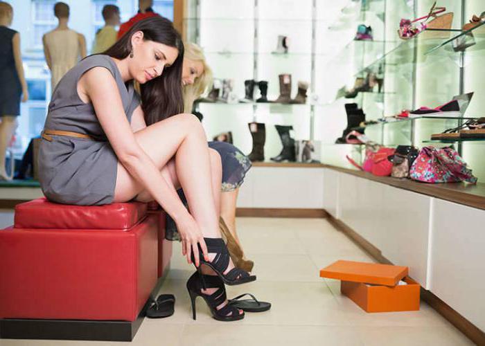 толкование снов мерить обувь