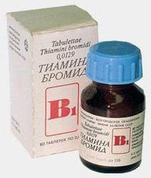 тиамина бромид