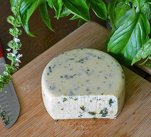 рецепт приготовления сыра в промышленных