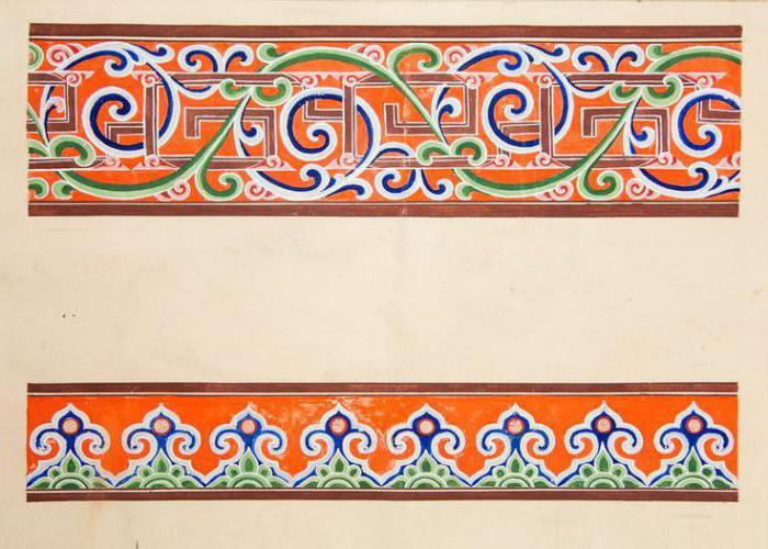 Бурятские узоры и орнаменты (с трафаретами фото и шаблоны)