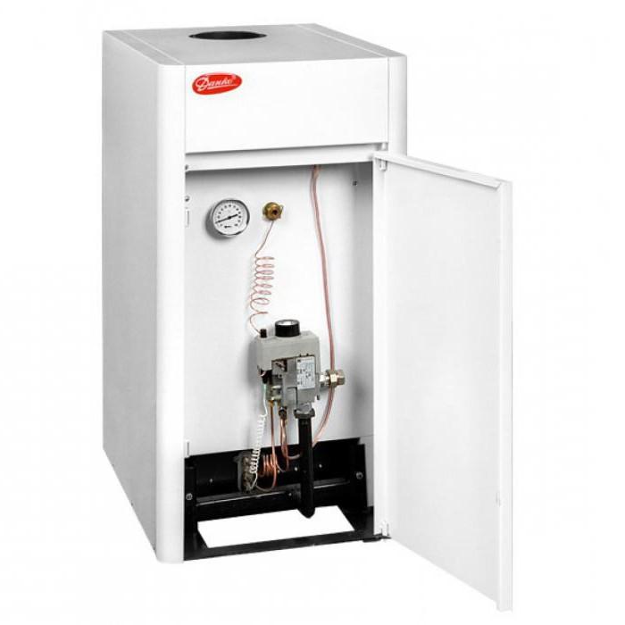 parapet gas heating boiler