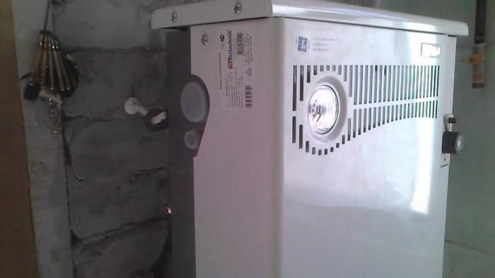 parapet gas boilers
