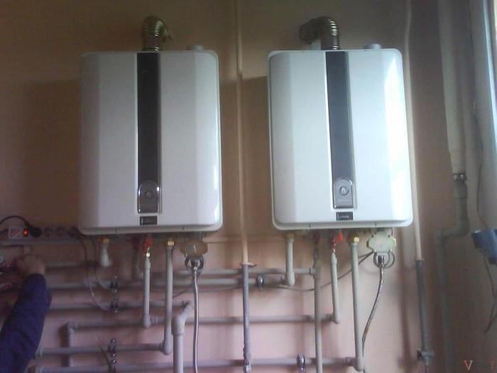 parapet gas boiler lemax