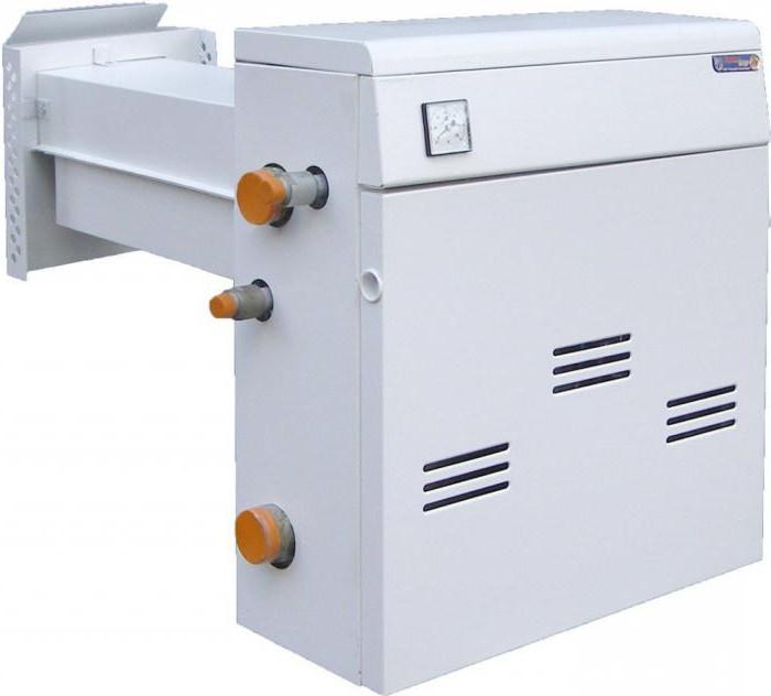 parapet boilers