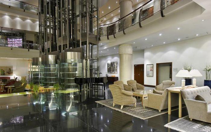 hotel ararat park hyatt moscow reviews