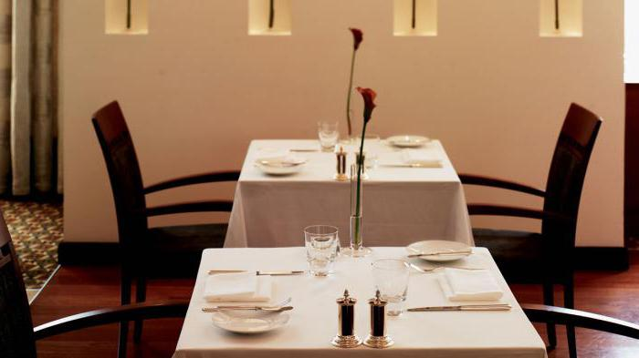 Ararat Park Hyatt Moscow Restaurant