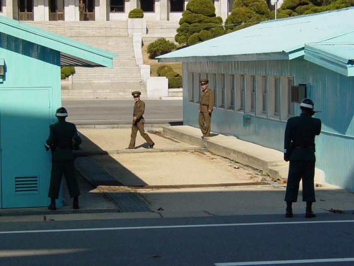 korean peninsula is