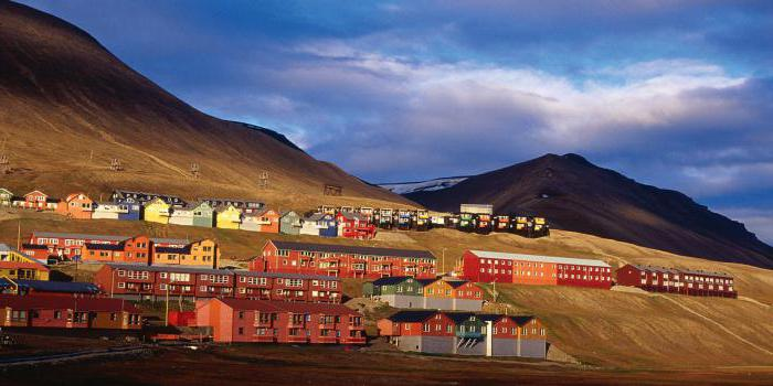 the country which owns the island Spitzbergen