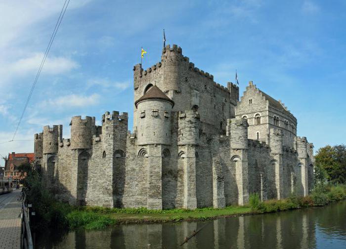 belgium cities gent