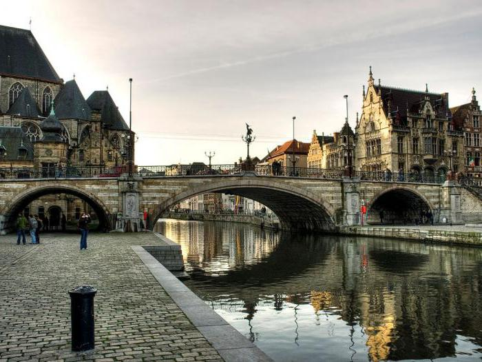 Ghent Belgium Description