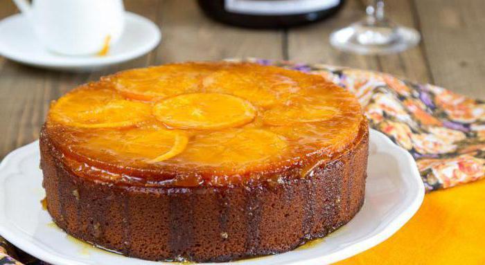 пирог из апельсинов рецепт с фото простой любители сладкого
