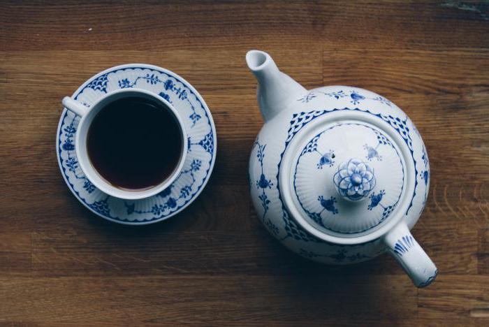 what english teas