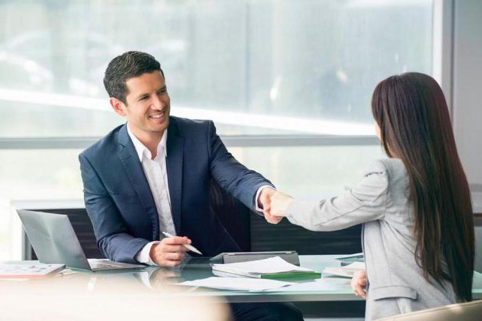 executive interview