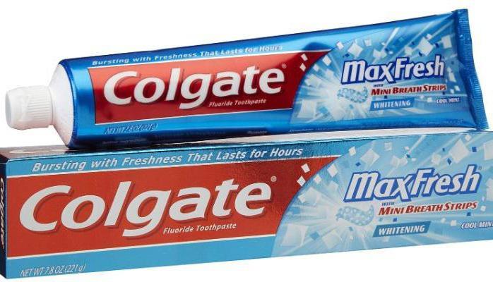 Colgate Toothpaste: reviews