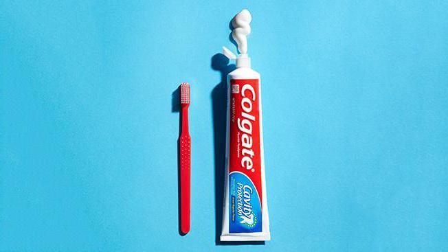"Toothpaste ""Colgate Pro Relief"""