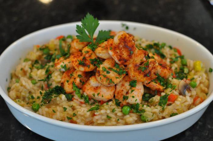 rice risotto recipe