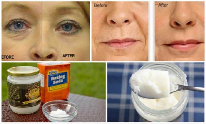 маска для лица из пищевой соды