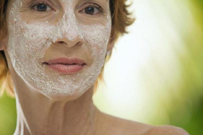 маска для лица сода и соль