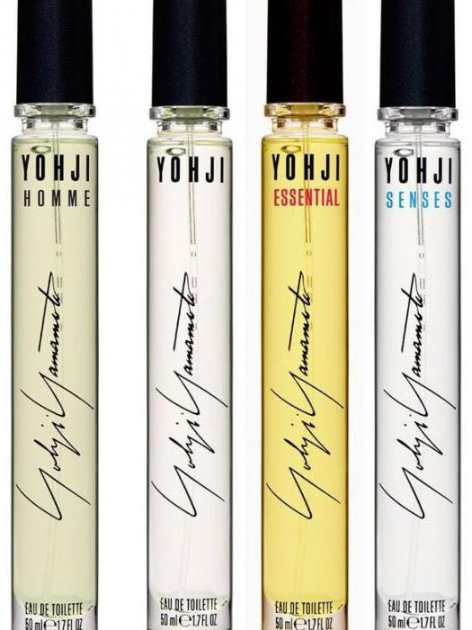 Yamamoto perfume