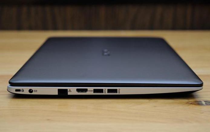 Notebook ASUS K551LN, reviews
