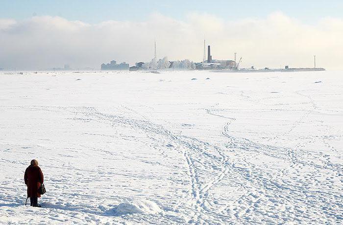 Остров Котлин форт