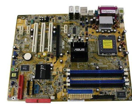 asus p5gd1 pro specifications