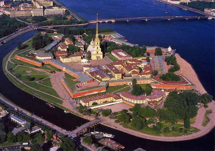 history of st. petersburg briefly
