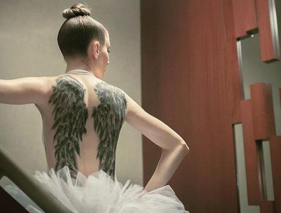 В каком месте на теле вам приснилась татуировка
