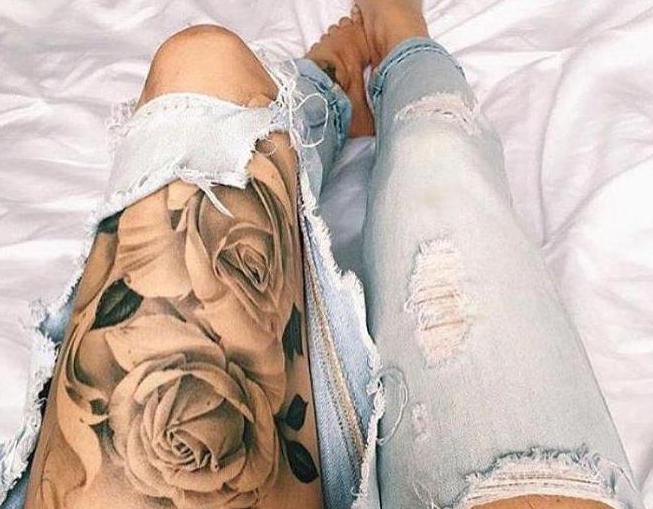 к чему снится татуировка на ноге