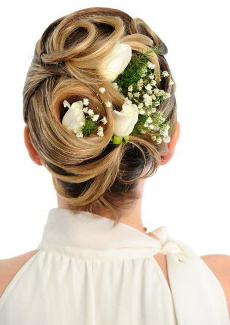 the most beautiful wedding hairstyle in the world