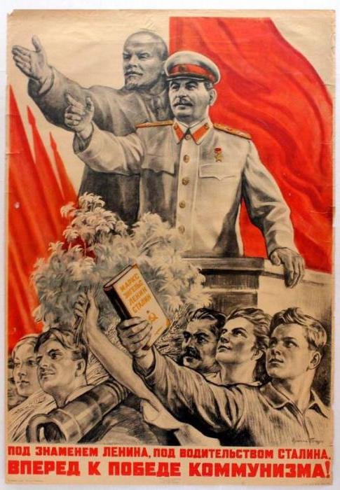 history of the USSR