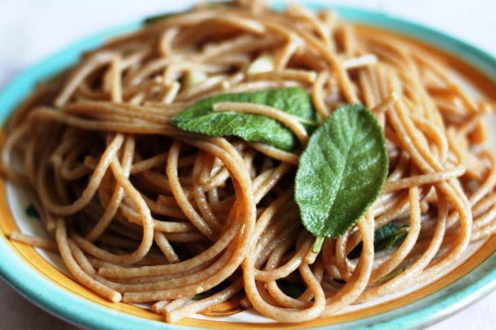 wholegrain pasta benefits