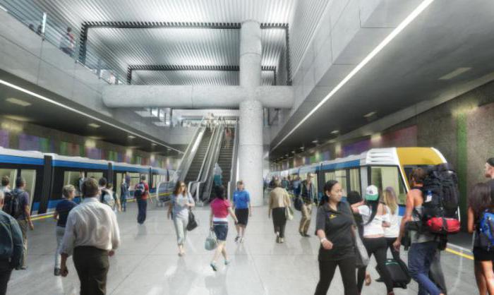 К чему снится метро и поезда