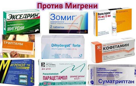migraine during pregnancy